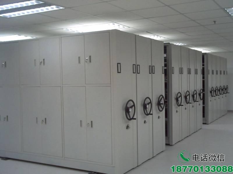 档案室密集柜使用