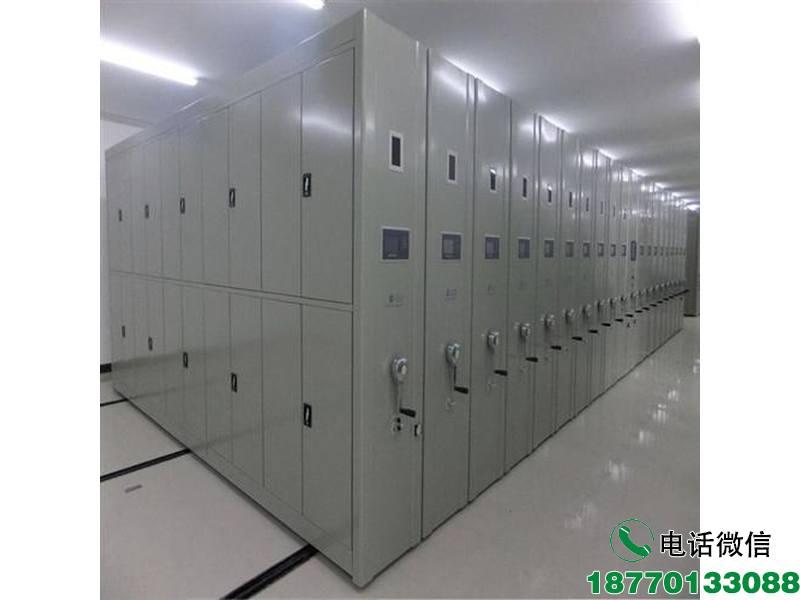 可移动档案密集柜