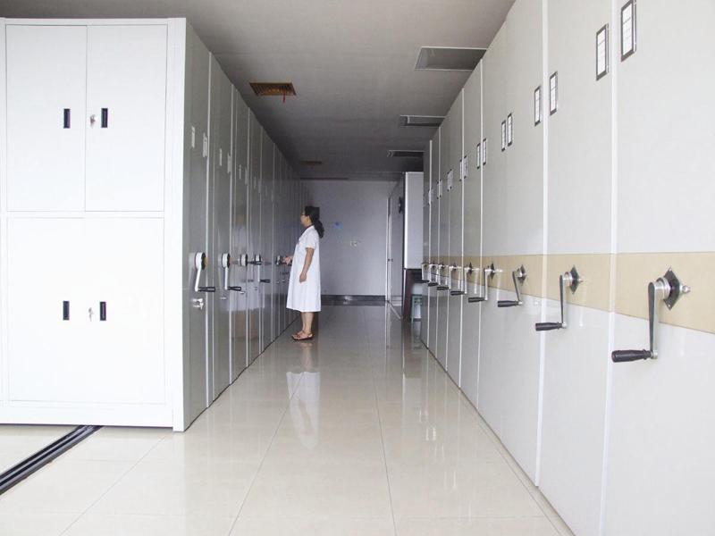 档案室医用密集柜