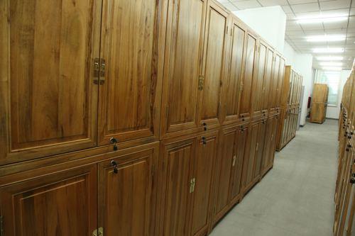 古籍善本樟木书柜