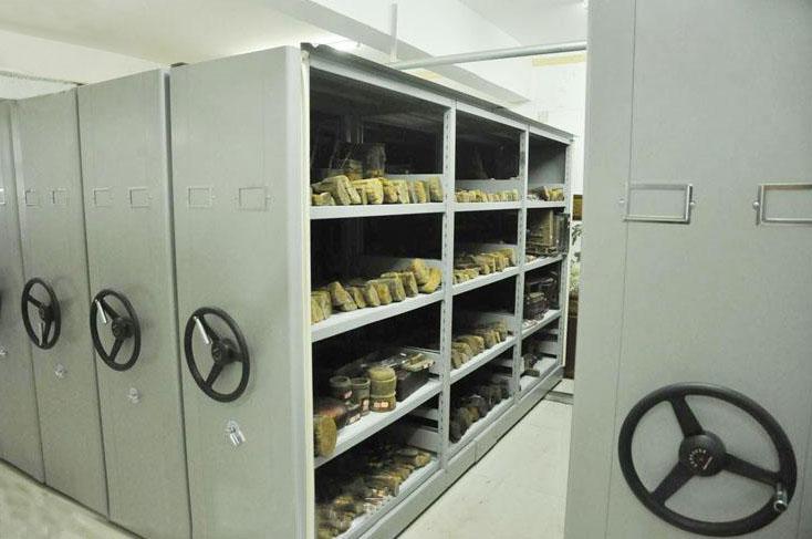 博物馆文物密集柜